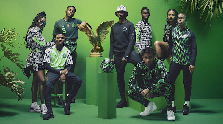 Nigeria naija kits 2018 sold out