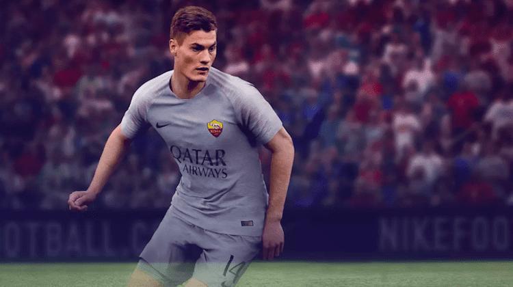 Roma away kit 2018-2019 nike