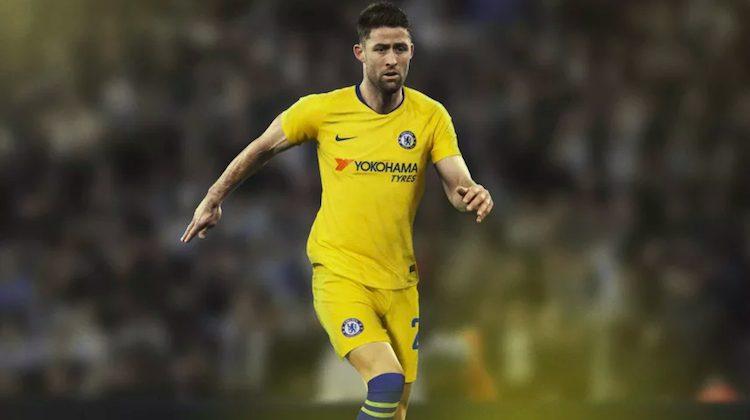 Blu rigato in bianco e rosso per la maglia del Chelsea 2018-2019 ...