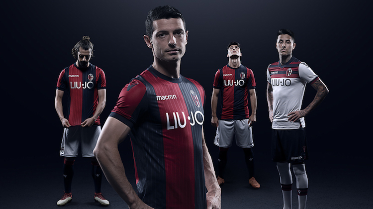 Bologna home kit 2018-2019