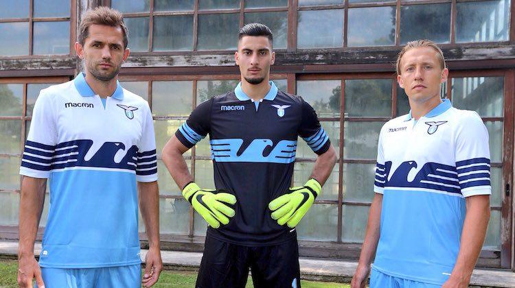 Lazio home kit 2018 2019