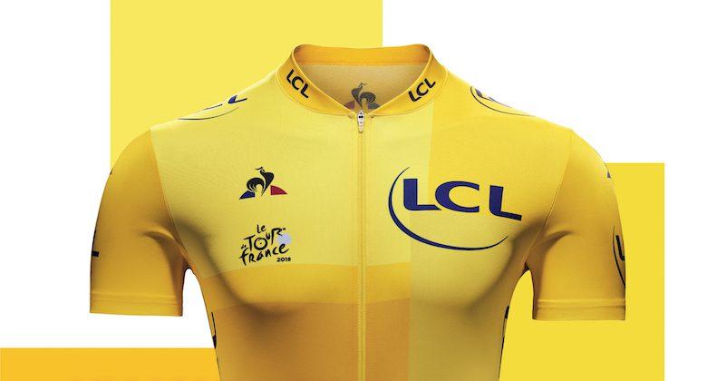 Tour 2018 maglia gialla