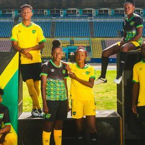 Giamaica kit home away 2018 2019