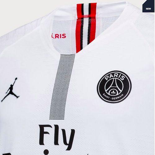 Per la Champions 2018-2019 il logo Jordan spunta sulla maglia del ...