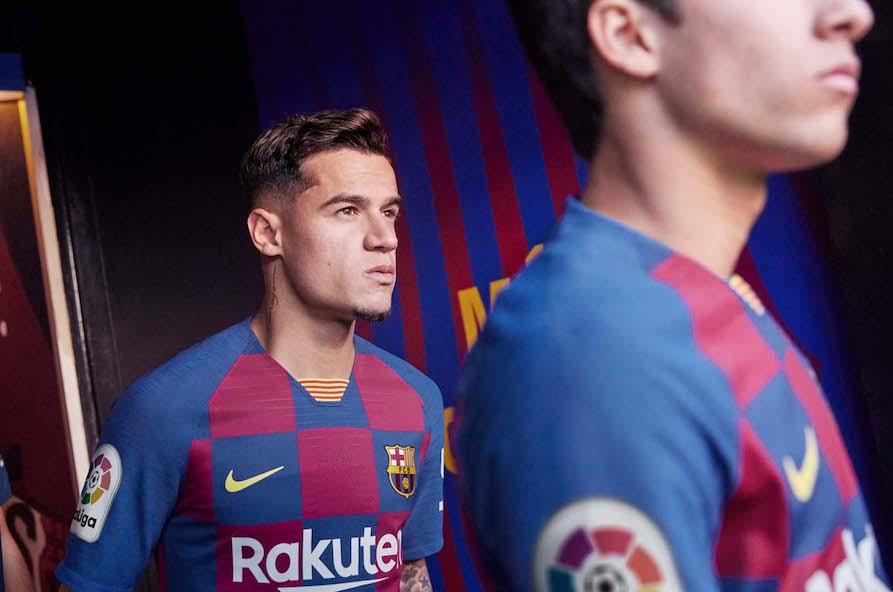 maglia Liga spagnola 2019-2020