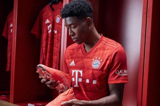 Maglia home Bayern Monaco 2019-20 adidas