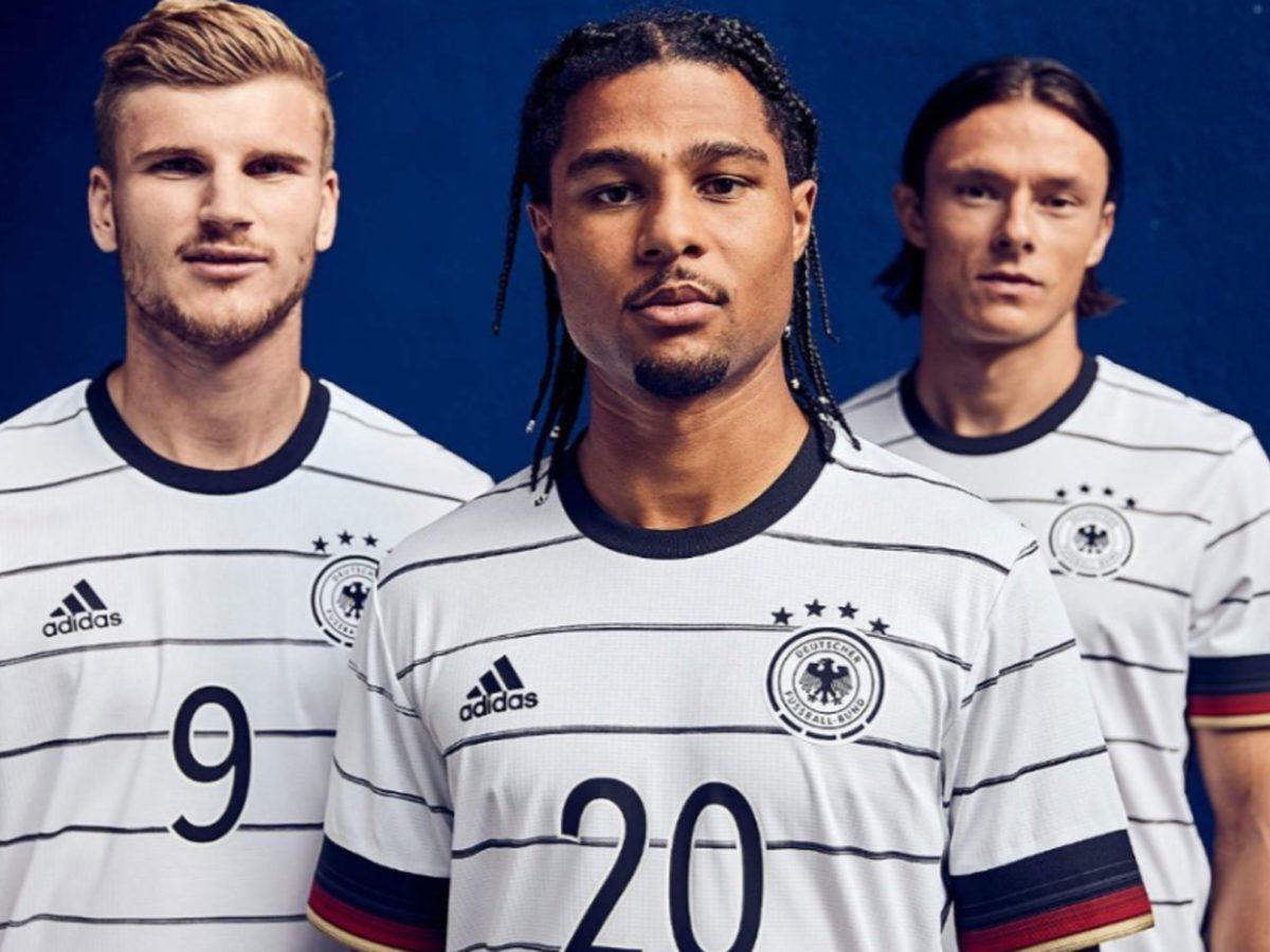 Germania home kit adidas 2020