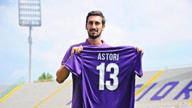 Maglia numero 13 Fiorentina di Astori