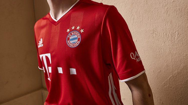 Maglia del Bayern Monaco 2020-2021 di adidas | AMA LA MAGLIA