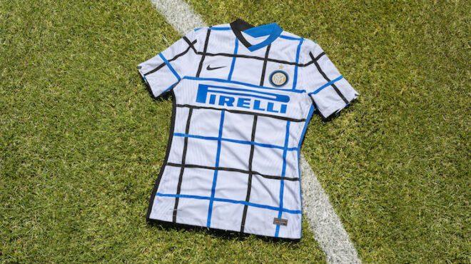 Inter maglia away 2020-21 Nike
