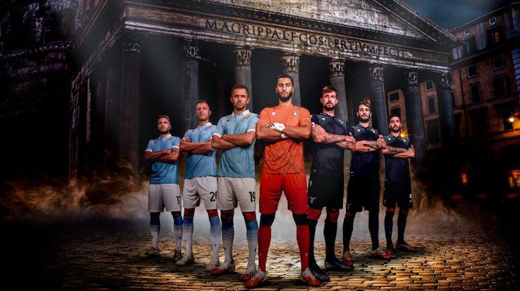 Maglia home e third Lazio 2020-21 Macron