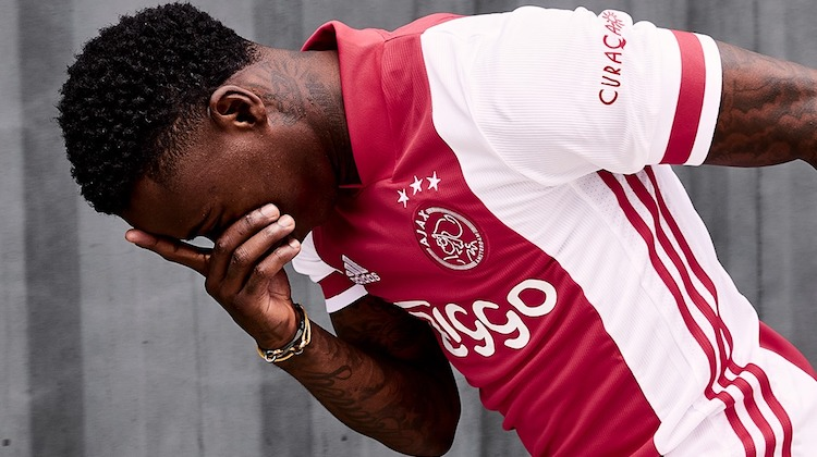 Ajax home kit 2020-21