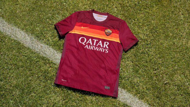 Roma home kit 2020-21 Nike