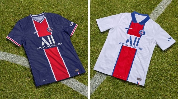 Maglie Paris Saint Germain 2020-21