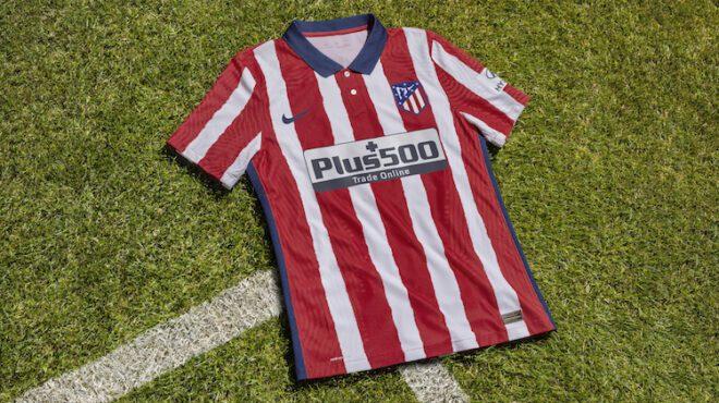 Atletico Madrid home kit 2020-21