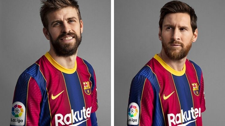 Barcellona home kit 2020-21 Nike