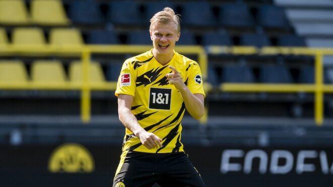 Home kit Borussia Dortmund 2020-21
