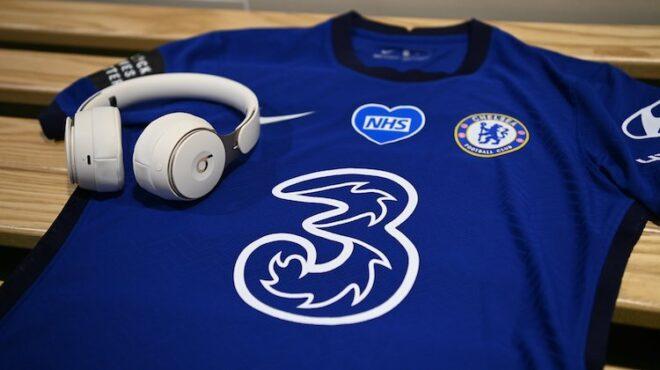 Home kit Chelsea 2020-2021
