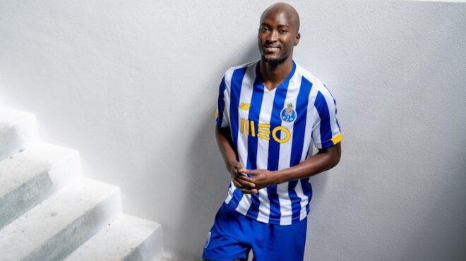 FC Porto home kit 2020-21