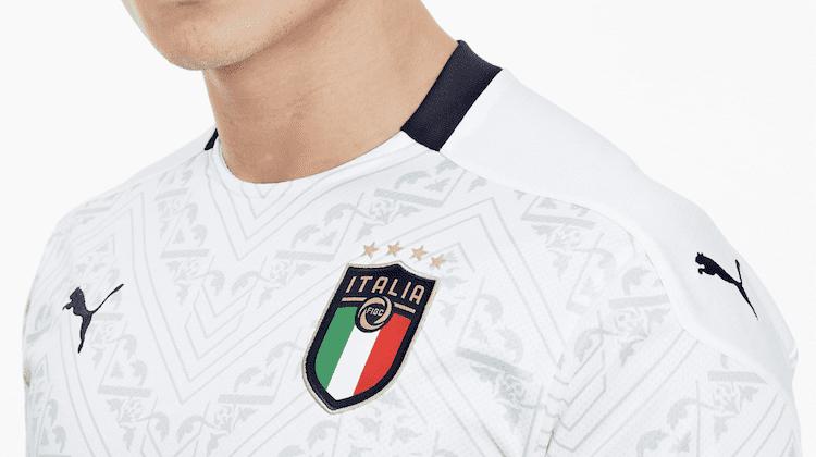 Italia, nazionale calcio: maglia bianca Puma | Ama la Maglia