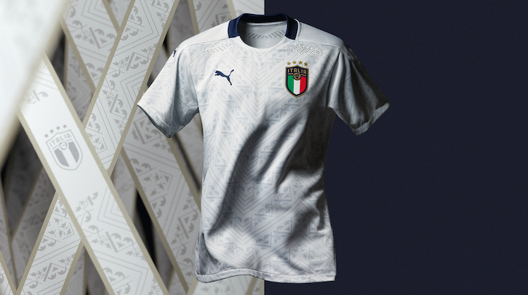 Italia away kit Puma 2020-2021