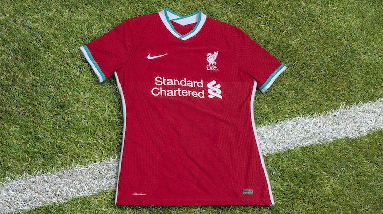 Liverpool, maglia 2020-21 di Nike: rosso luminoso | Ama la Maglia