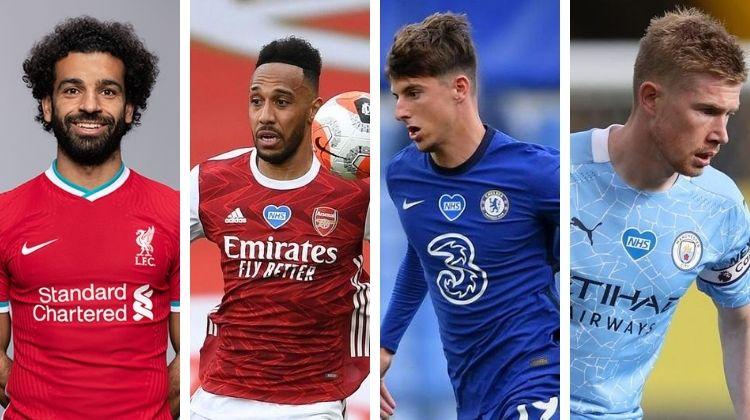 Premier League 2020-21: tutte le maglie
