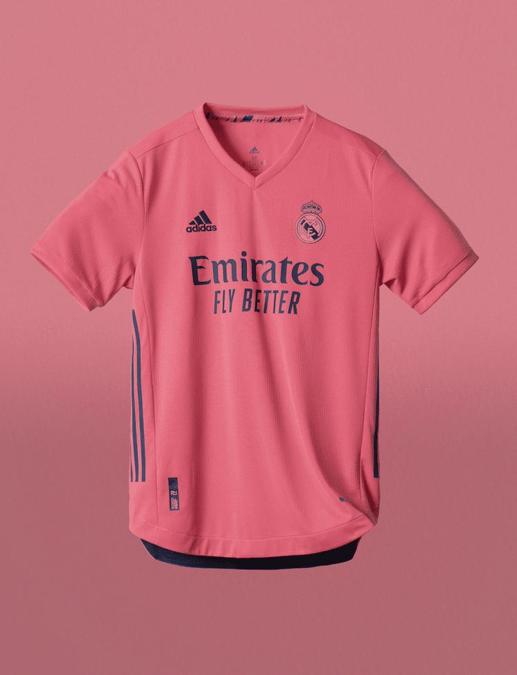 Real Madrid, nuova maglia home e away 2020-21 | Ama la Maglia