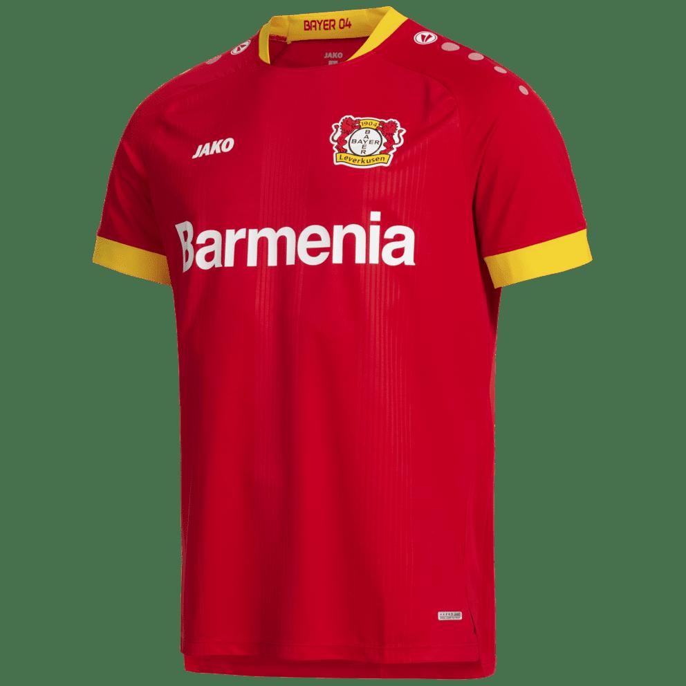Seconda-maglia-Bayer-Leverkusen-2020-2021 | Ama la Maglia