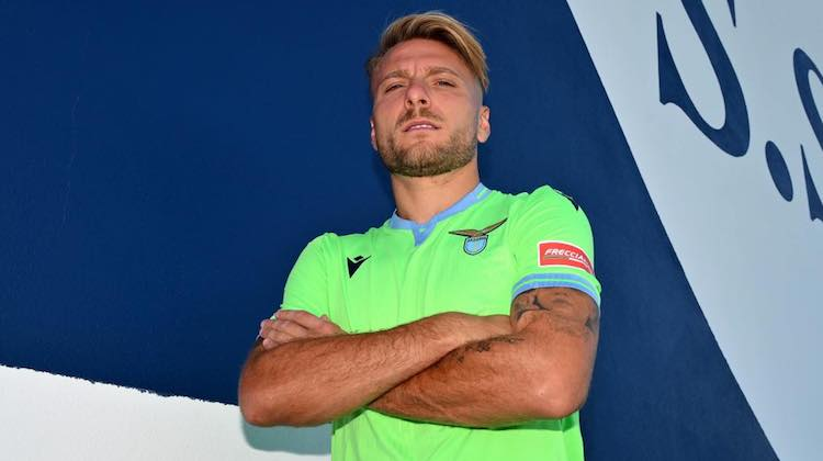 Lazio away kit 2020-2021