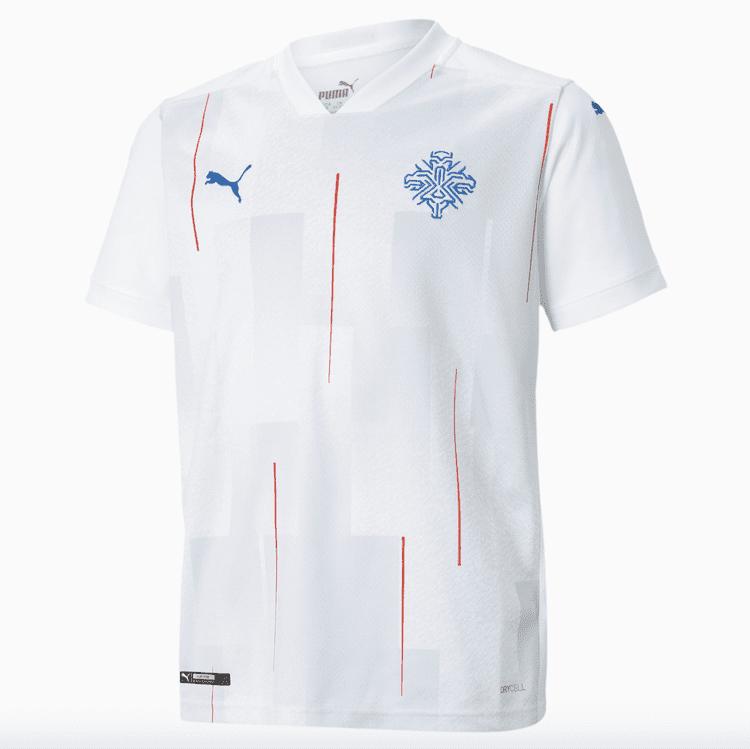 Islanda, nuova maglia della nazionale di calcio | Ama la Maglia