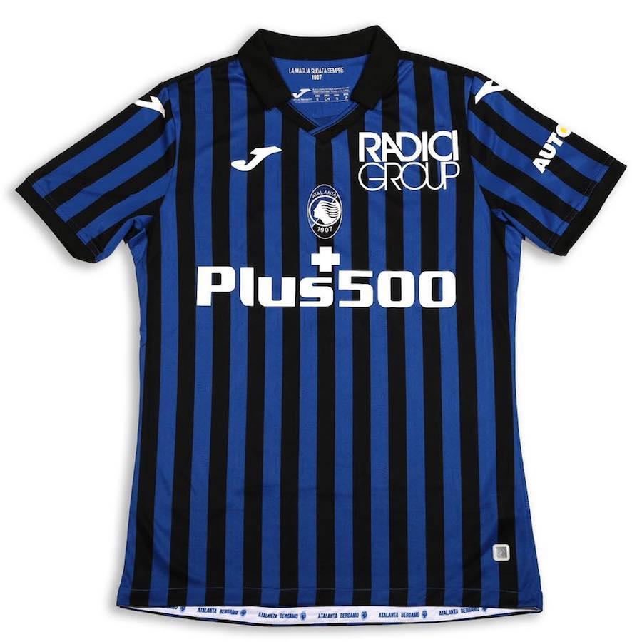Atalanta, maglia 2020-21: retrò, bianca e blu | Ama la Maglia