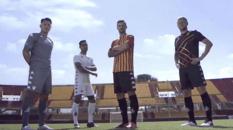 Benevento kit 2020-2021