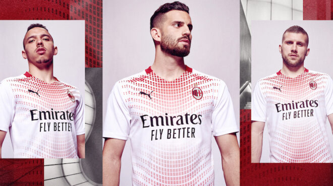 Milan away kit 2020-2021