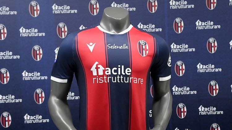 Bologna home kit 2020-2021