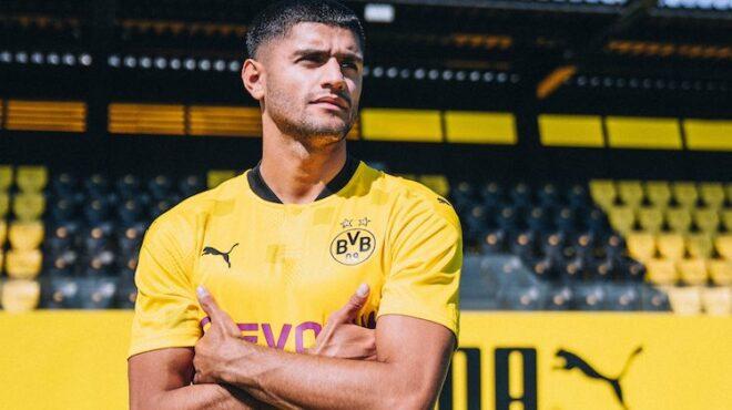 Maglia Borussia Dortmund per la Champions 2020-21
